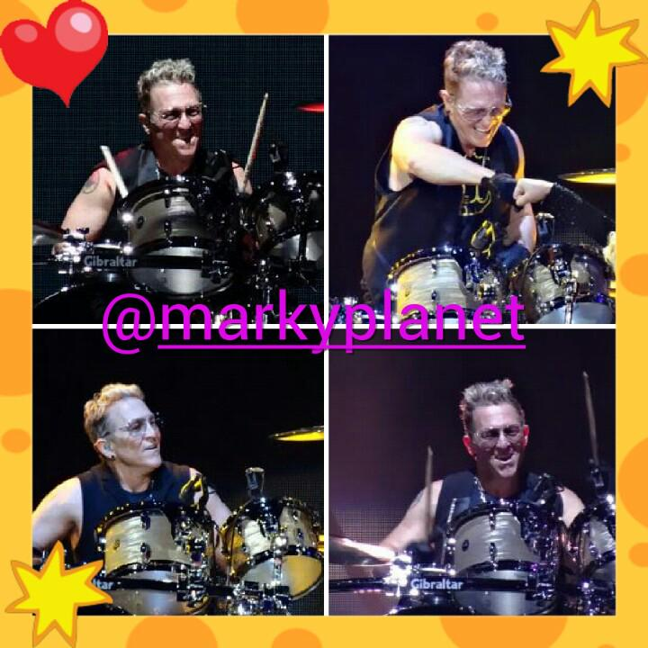 Happy Birthday @markyplanet aka Mark Schulman. Have a great day from @pink fans worldwide