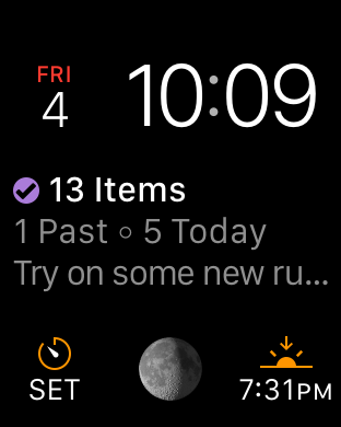 OmniFocus for watchOS 2? Well, that just might entail a few little complications… http://t.co/u3QraKqhSl