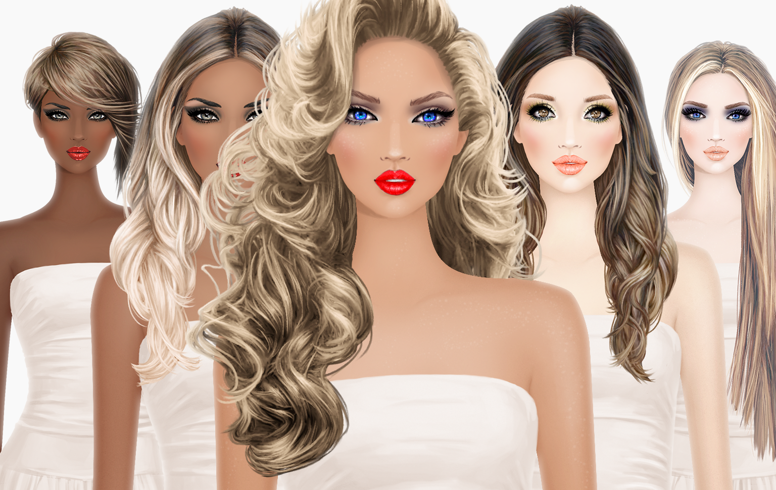 covet fashion on twitter   u0026quot we u0026 39 ve got gorgeous hair and makeup out today for the  2 3m closet