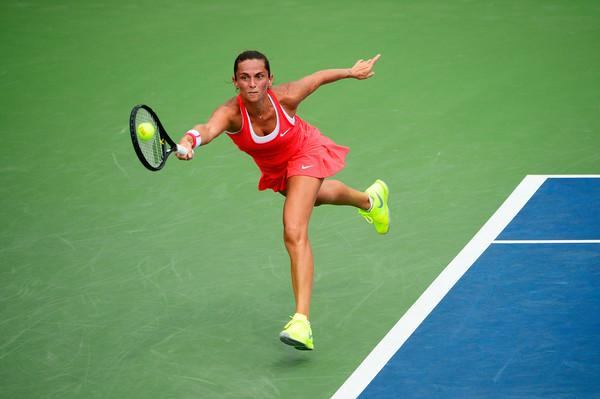Roberta Vinci vs Kristina Mladenovic in diretta tv streaming gratis rojadirecta.