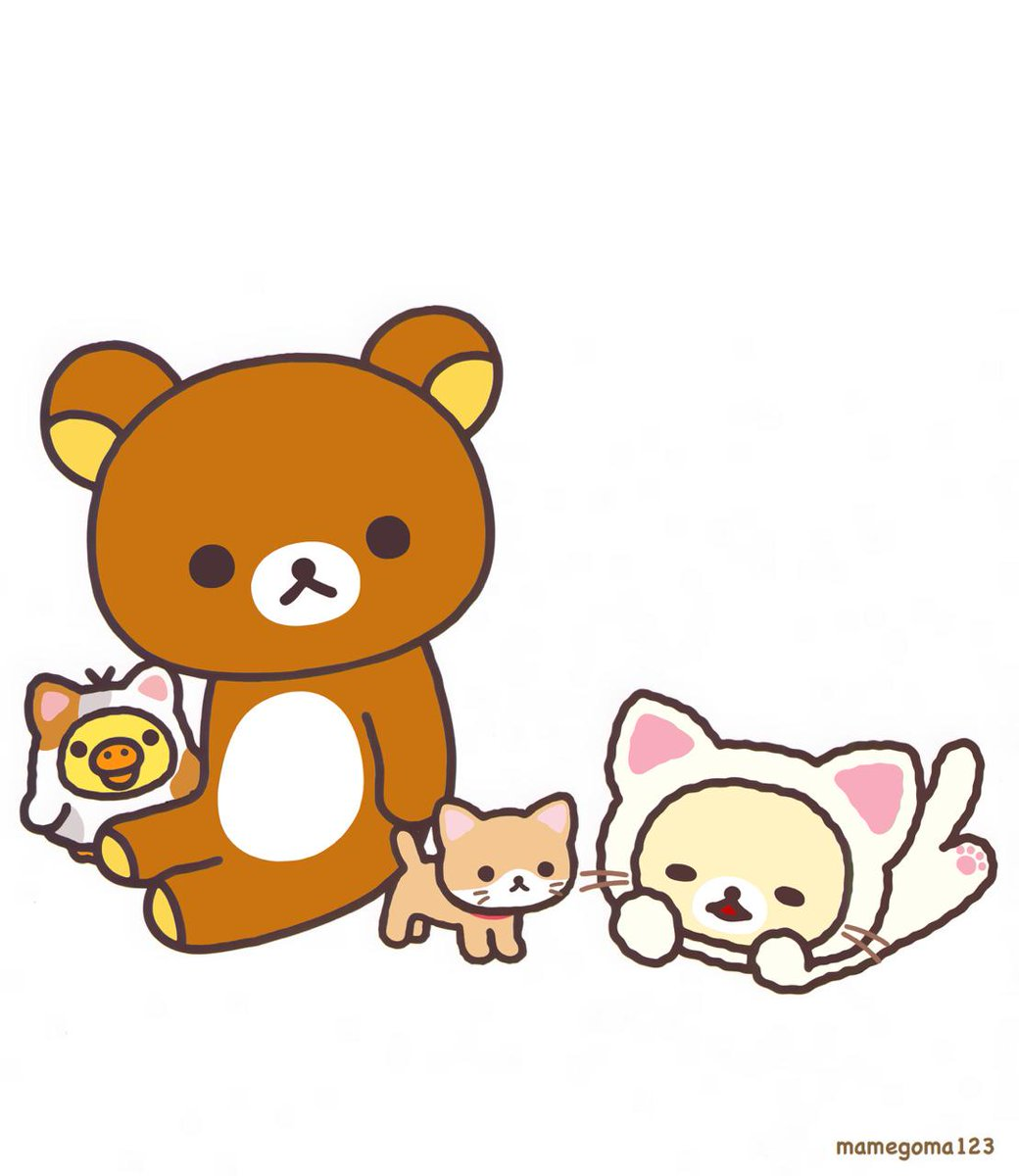 cool pencil case on twitter tumblr find rilakkuma and the gang