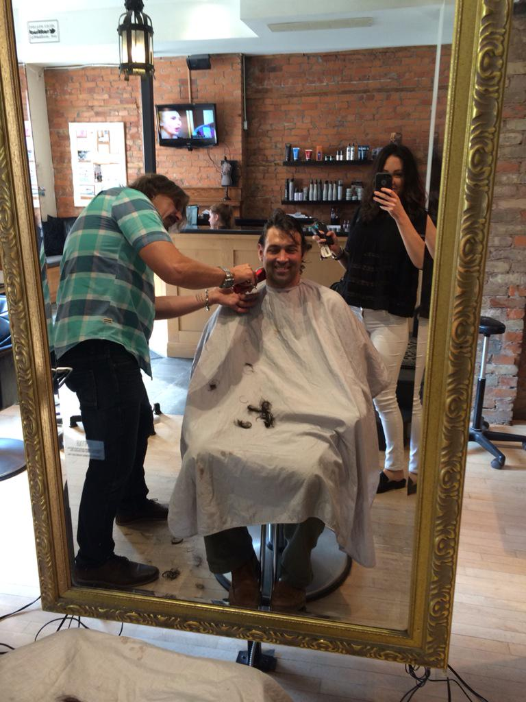 Peter Ormond On Twitter Hamont Media Sees Strategic Haircut As