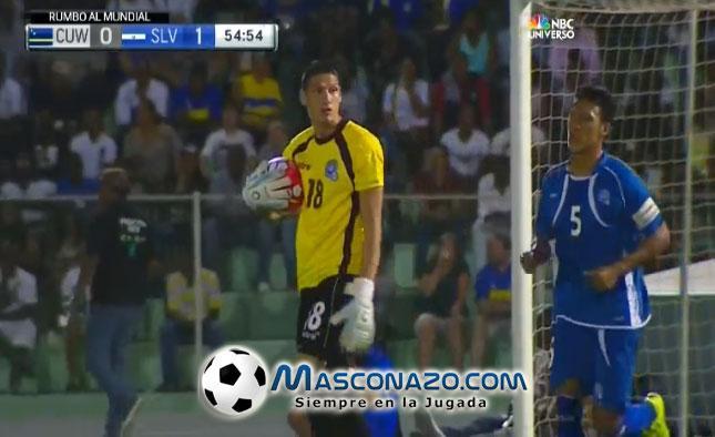4-9-2015: Eliminatorias Copa Mundo Rusia 2018: El Salvador 1 Curazao 0. COGVo0GUsAA16Os