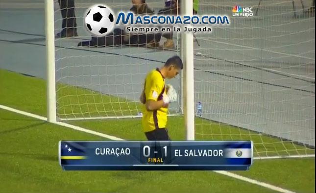 4-9-2015: Eliminatorias Copa Mundo Rusia 2018: El Salvador 1 Curazao 0. COGfTWSU8AAwDKG