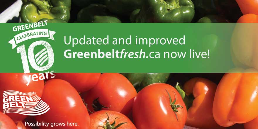 Over 600 farms & #farmersmarkets listed on the new & improved greenbeltfresh.ca! #LoveOntFood #buylocal #FactFriday http://t.co/8Ldp9JnoMK