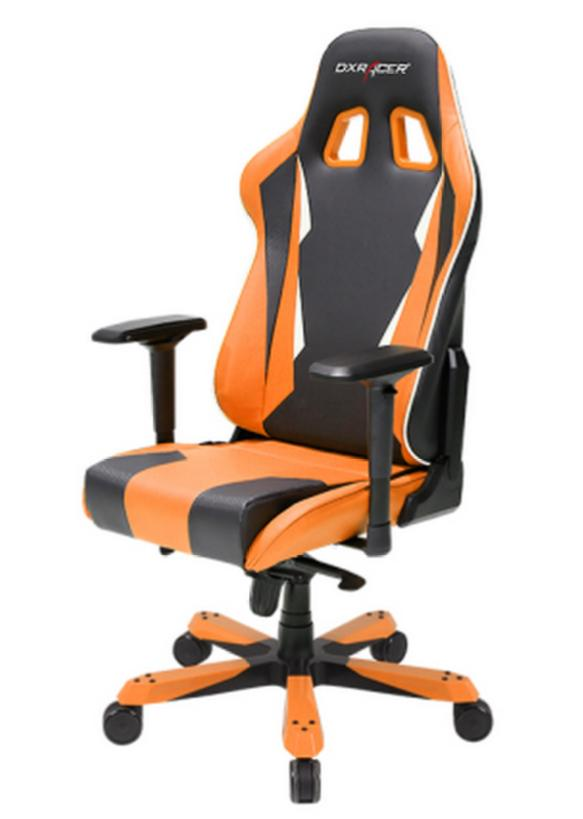 ... Chair Is... Too Extreme. I Must Avert My Eyes From The, Uh, Extremity.  Http://www.dxracer.com/us/en Us/product/1/pc_gaming_chair/king_series/oh Kx28 No/  ...