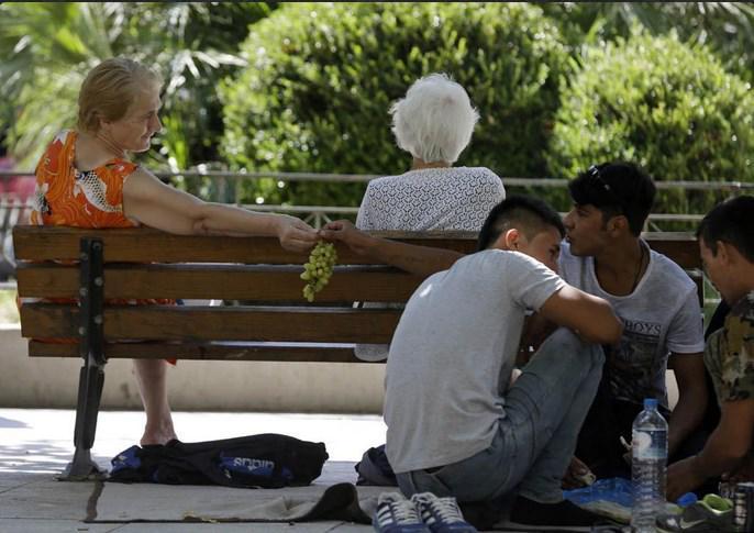 Ευτυχώς υπάρχουν και αυτοί οι Έλληνες http://t.co/M5FC0o7EKi