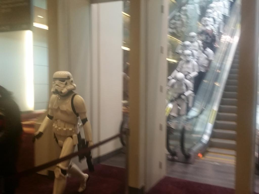 The clone army is taking over #FanExpoCan http://t.co/r8x4ZnX45W