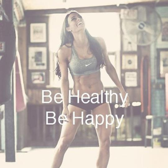#fitness #motivation be healthy be happy