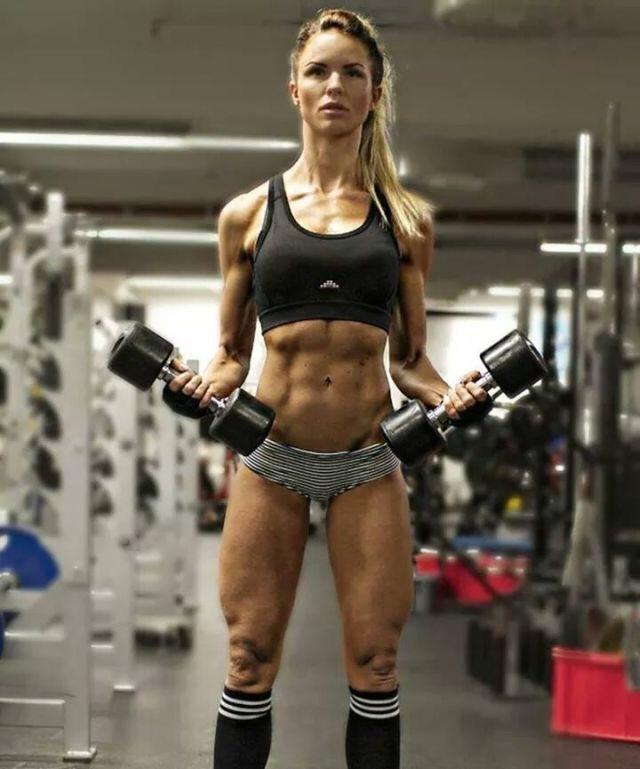 """Fit Girls Only on Twitter: """"#hardbody #wcw #hot #fitness"""