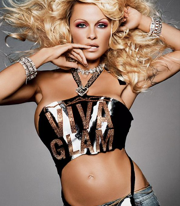 RT @peta: Former @MACcosmetics model Pam Anderson has urged them to spare countless animals' lives &
