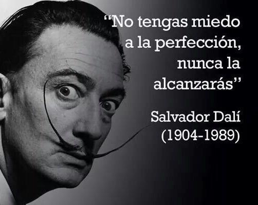 Uživatel Pintores Hispanos Na Twitteru Frases De Salvador