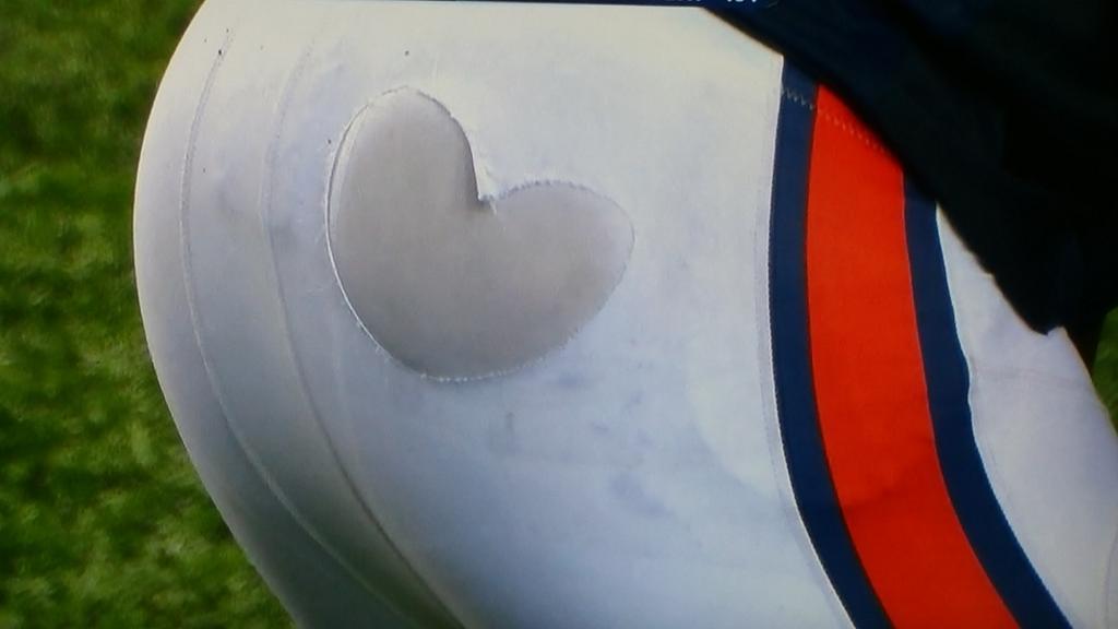 Peyton Barber: The Heart of Auburn. http://t.co/89UxBj08tY