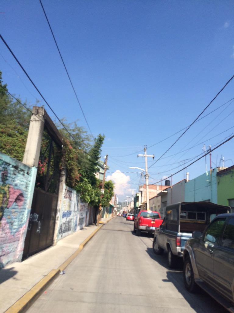 """Uriangato on Twitter: """"Calle Mina de Uriangato Gto. #Uriangato ..."""