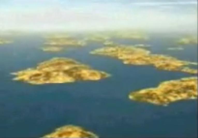 Akhir Zaman Sungai Eufrat Mengering Dan Gunung Emas Tersingkap - AnekaNews.net