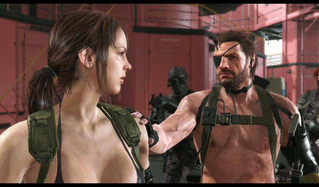 naked snake scientist by - photo #31