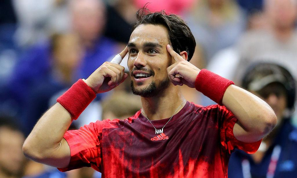 Fognini Lopez in diretta tv streaming gratis rojadirecta