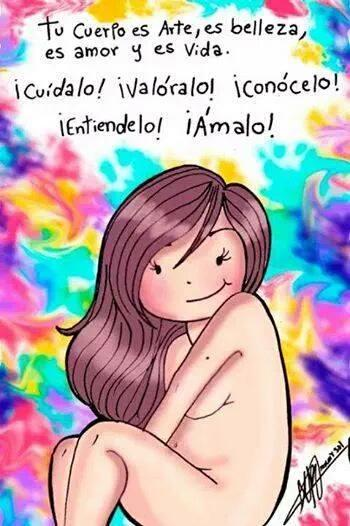 Tu cuerpo mujer es... http://t.co/jLuMe9rHu4