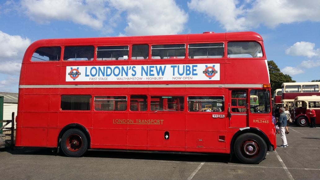 CONvhUJWgAAYqvJ - The Victoria Line's really big 50th birthday! #2