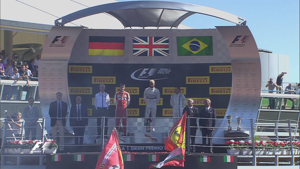 Italian Grand Prix: Lewis Hamilton extends title lead after tire probe