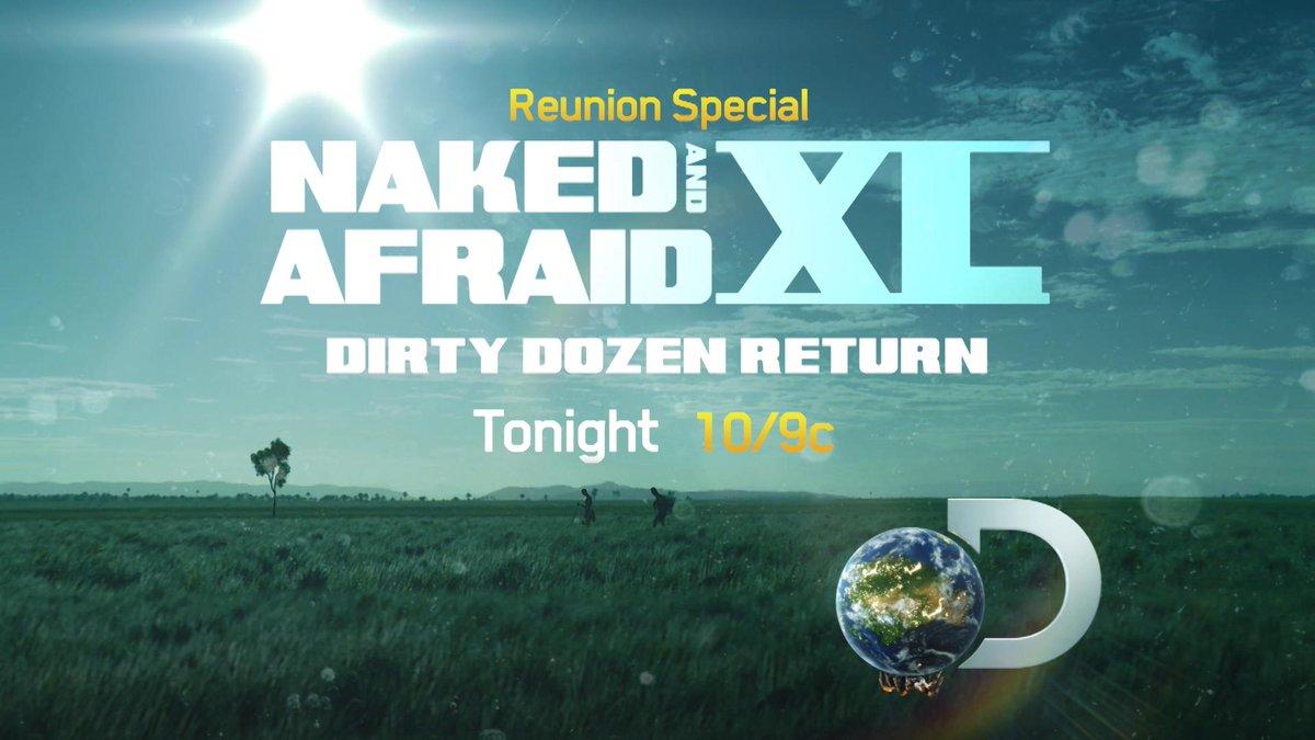 naked and afraid xl dirty dozen return