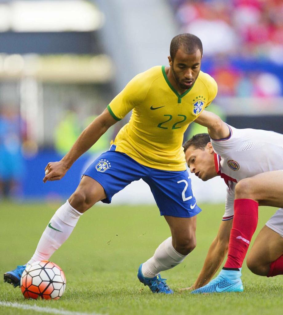 "Lucas Moura Stats 2015: Lucas Moura On Twitter: ""Alegria De Voltar A Vestir A"