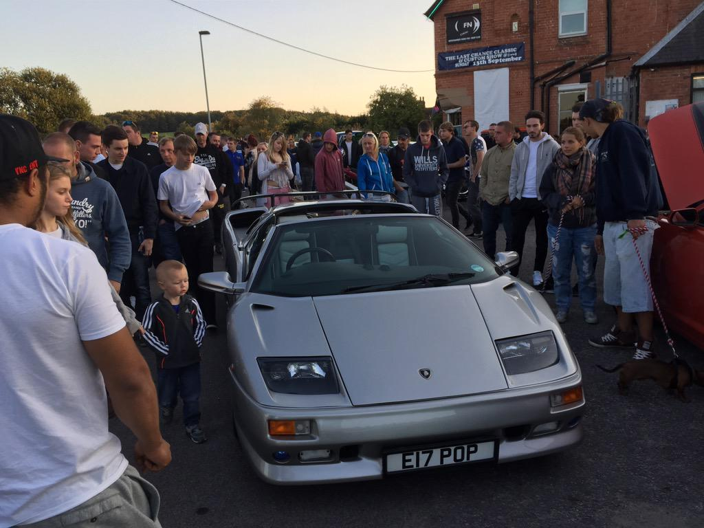 Clive Upright On Twitter Lovely Evening At Mfn Car Meet