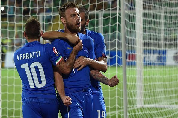 Video: Italia vs Bulgaria