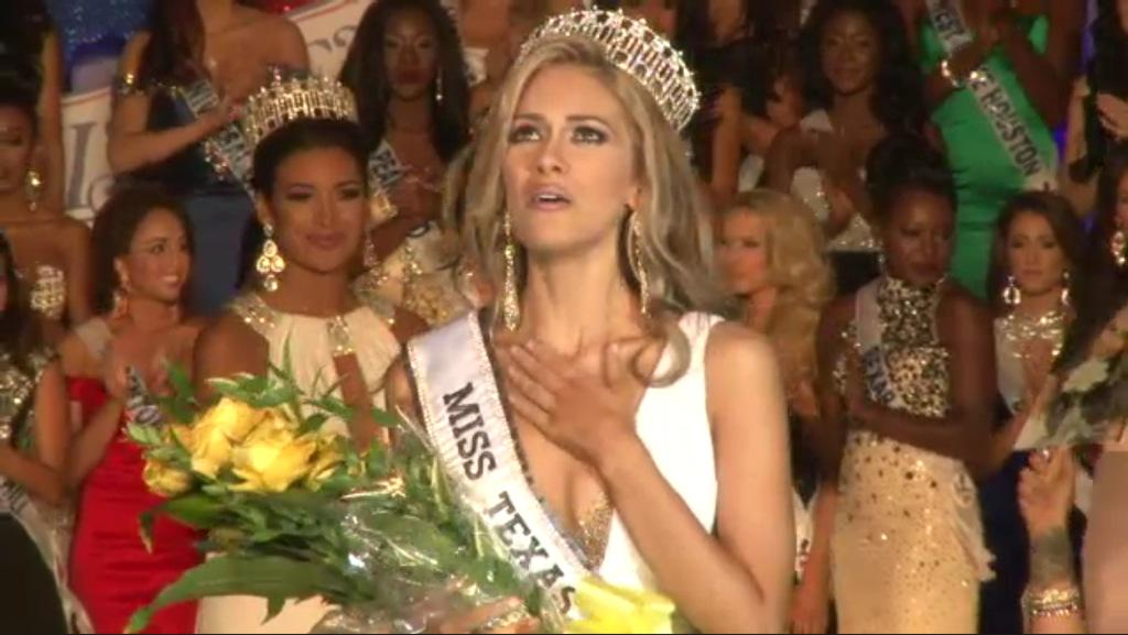 And the NEW #MissTexasUSA IS Daniella Rodriguez from my hometown!!! http://t.co/pESFdsCHn9