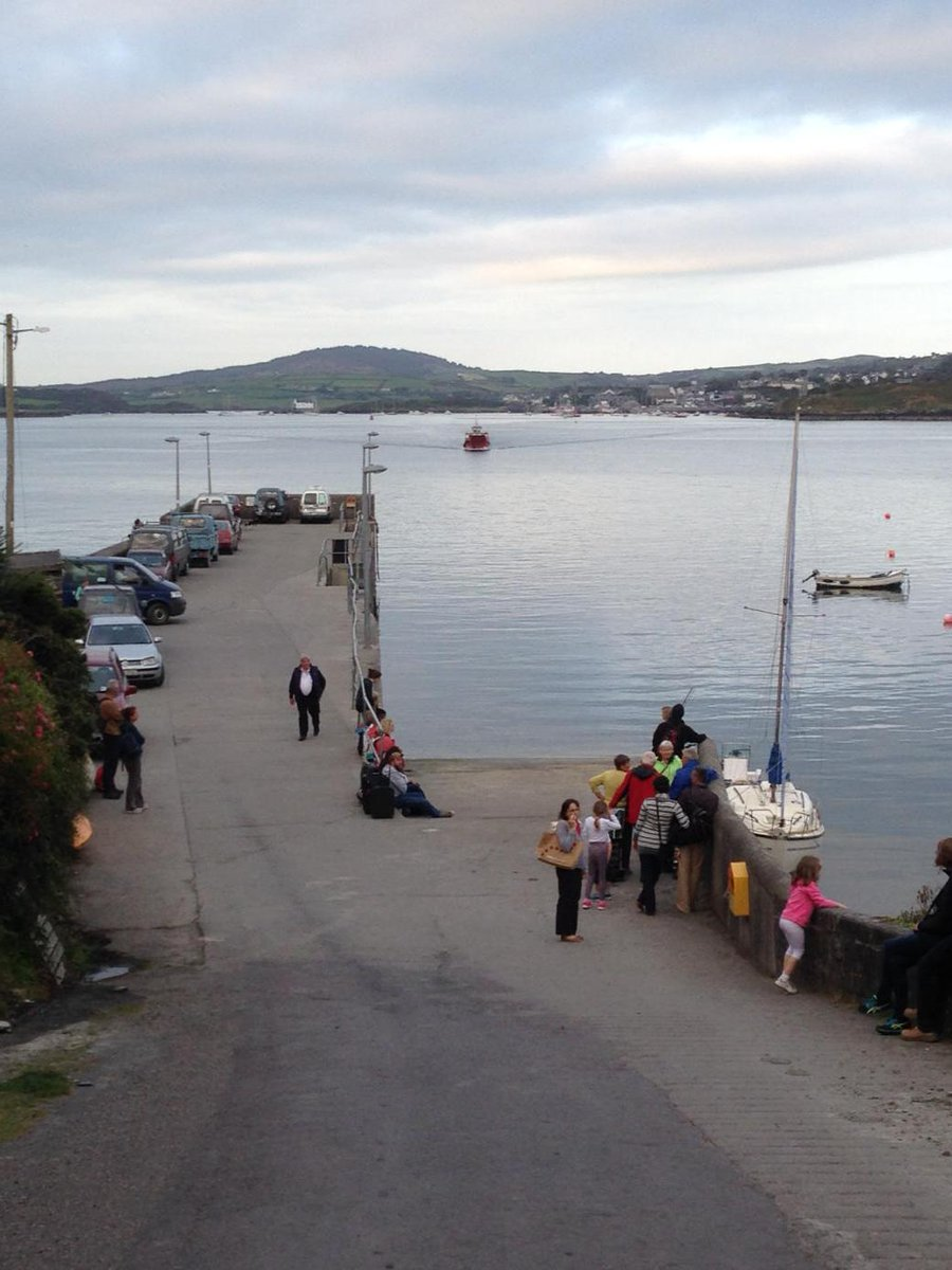 "Random Cork Stuff on Twitter: ""Sherkin Island, the ferry ..."