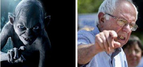 Socialist Bernie Sanders crushing Hillary in New Hampshire