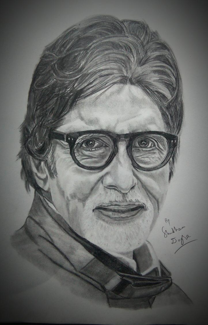 Shubham dogra on twitter srbachchan i hope u like it sir