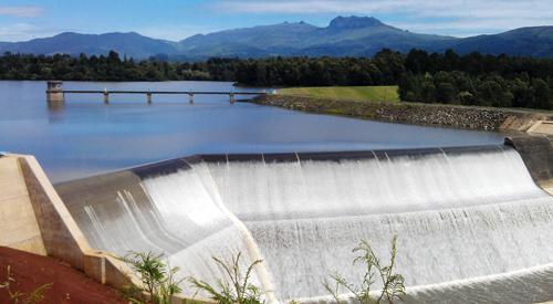 """Kenyan Facts ?? on Twitter: """"Opened in 1956,Sasumua Dam in ... water"""