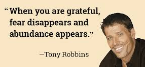 Today I'm #grateful for the many friends & colleagues who've helped me find my calling. What are YOU #grateful for? http://t.co/g1lw3ucUYG