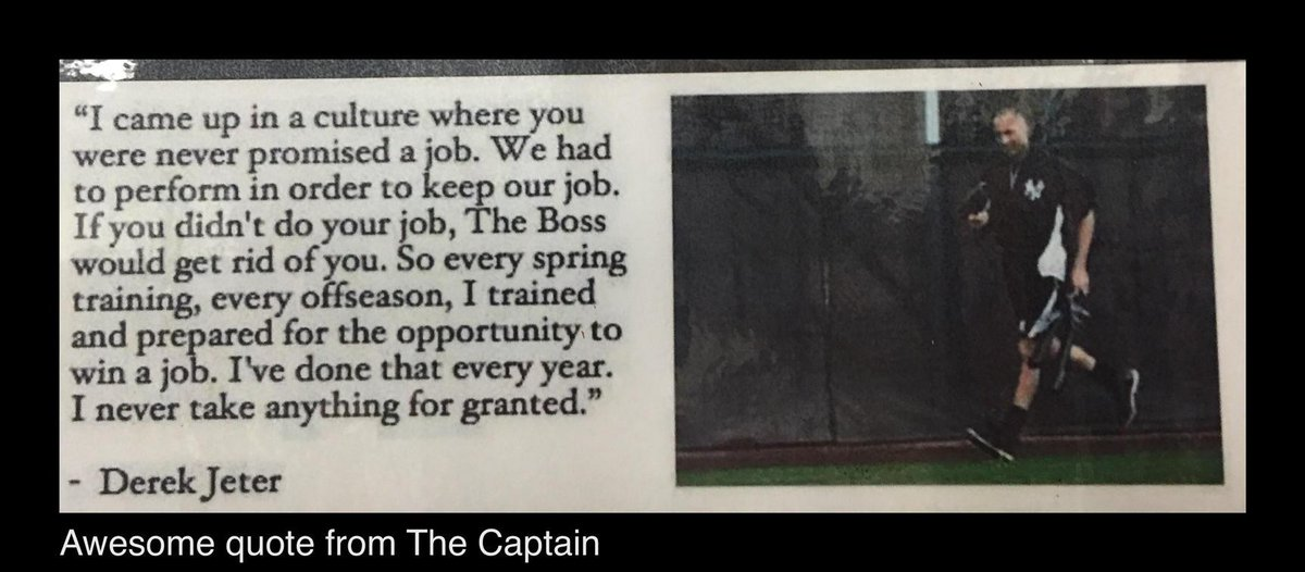 Some greatness from Derek Jeter http://t.co/ytmG2KkGFF