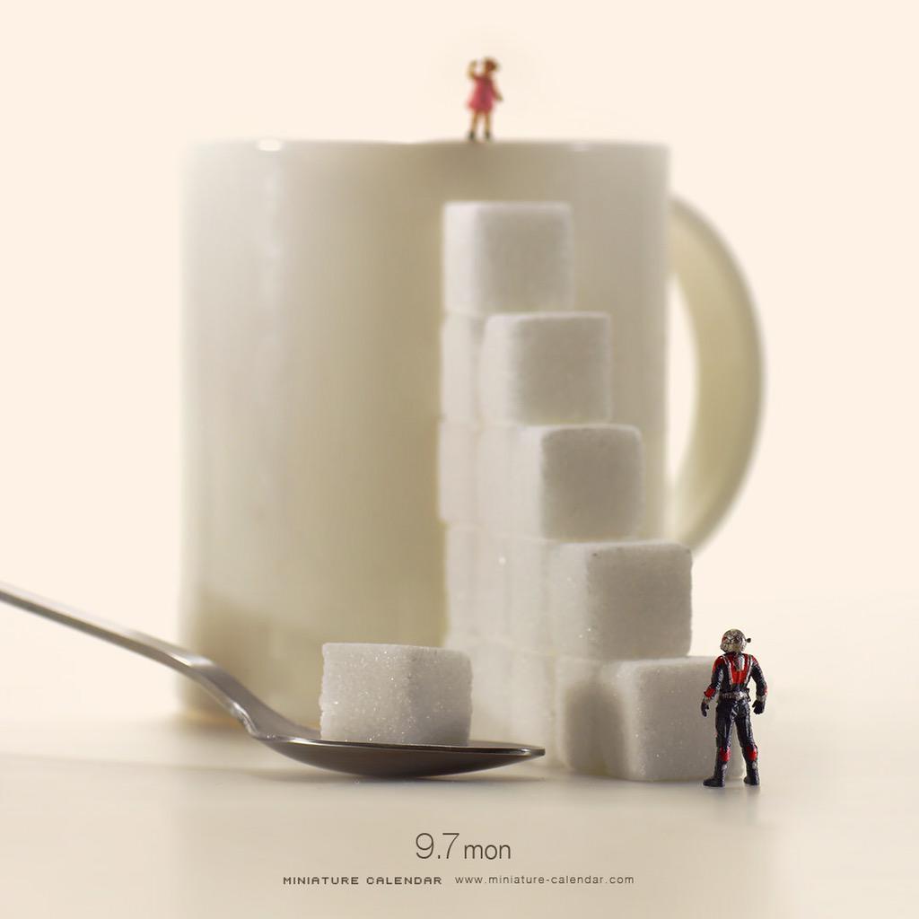 9.7 mon人生はそんなに甘くない。#アントマン #Antman #Marvel pic.twitter.com/zzKDqLeVaQ