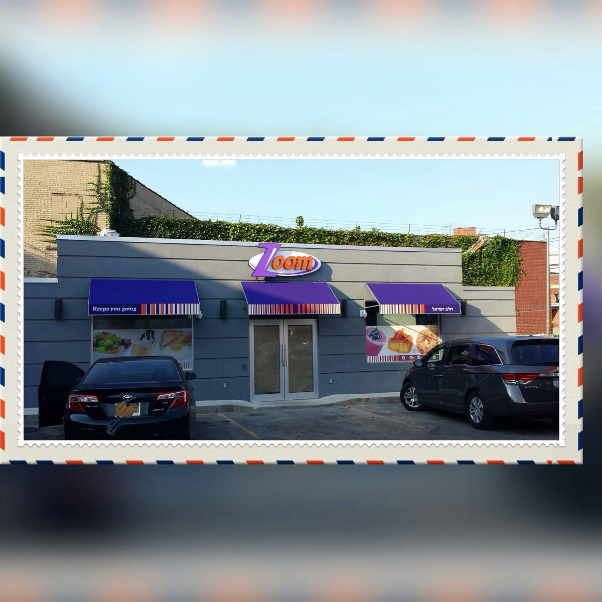 """Opening the doors this week Tuesday iy""""h, 4302 fort Hamilton Pkwy. (Between 44-43rd st. By ExxonMobil gas station) http://t.co/vHs5I89TSn"""