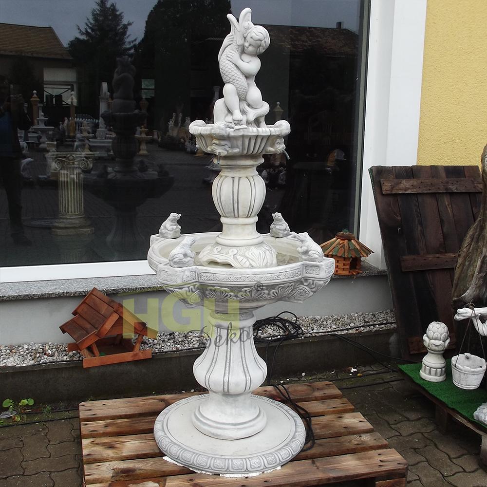 """Hausgartenhof dekor on twitter: """"#springbrunnen mit #fröschen ..."""