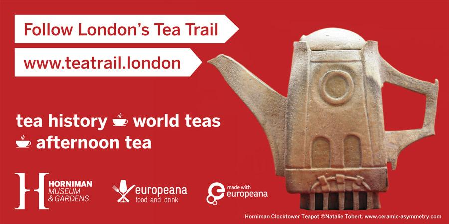 We are excited to introduce #TeaTrailLondon –a new web app exploring the history & culture of tea drinking in London http://t.co/UNa3TFotyi