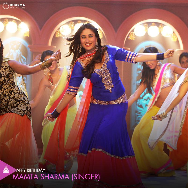 Wishing the talented singer Mamta Sharma a very Happy Birthday! http://t.co/tY64CVqHZK