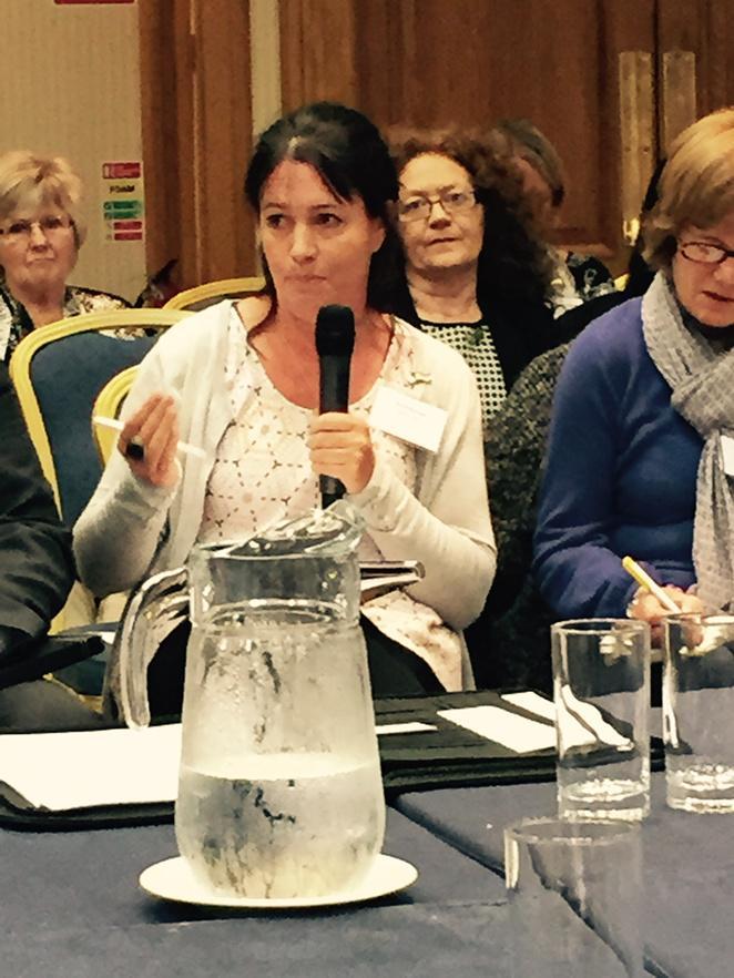 @AvrilKennan addresses importance of research @RareDiseasesEU #europlan2 http://t.co/bVBTA1FHRI