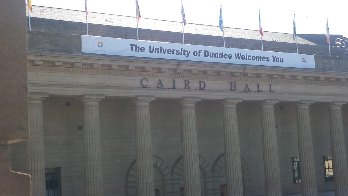 A very warm welcome to all new & returning @dundeeuni students, as local Cllr happy to help 1/2 http://t.co/roFemnNnS9