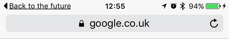 Had to be done :) #iosdev #iOS9 http://t.co/JZ3OYSohQX