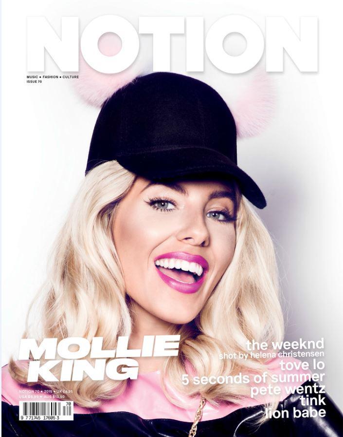Mollie King >> preparando álbum debut - Página 2 COTMI8pWIAAprWZ