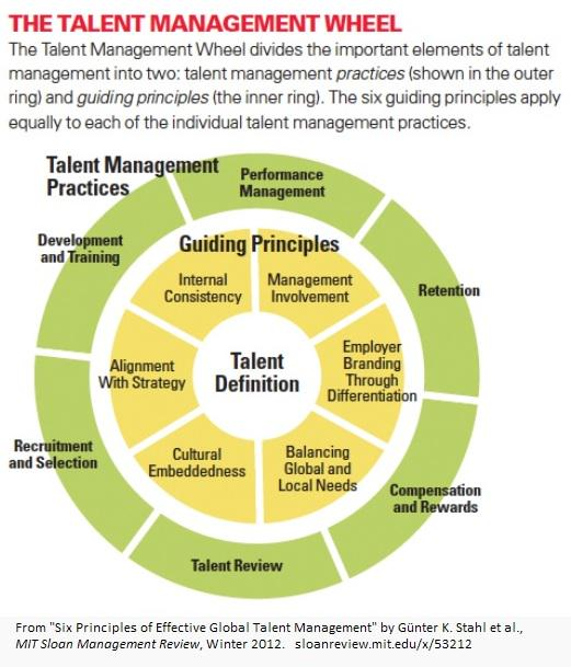 performance and career management