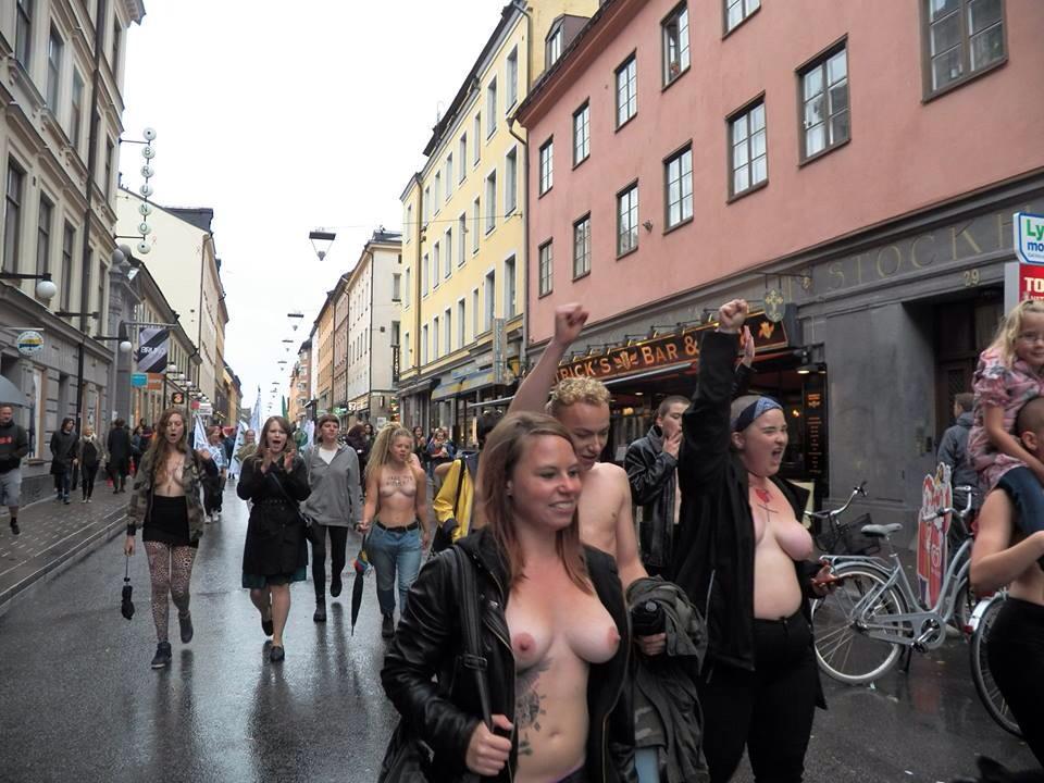 free the nipple sweden