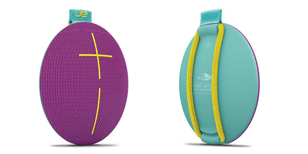 Music just sounds better at the beach, so we're giving away this #IslandHopper UEROLL Bluetooth speaker. RT to win! http://t.co/wdETUBEn9N