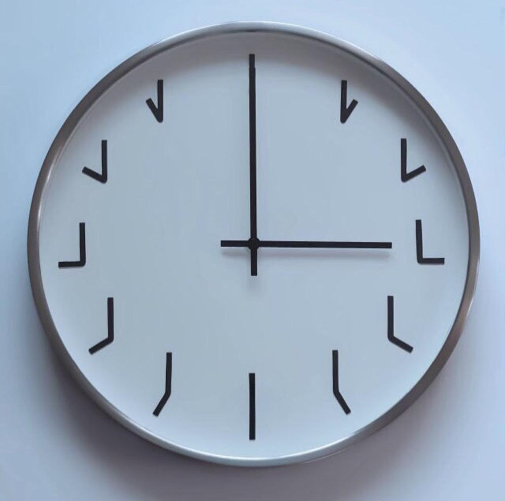 just found the perfect clock https://t.co/lXidl0Mc26 http://t.co/hDINRyaTNm