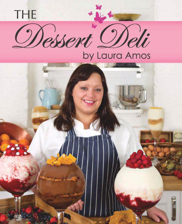 5th week of #CookBookFiveAway. Follow & RT for a chance to get your hands on a copt of our @TheDessertDeli Cookbook http://t.co/LCOWPyCRV9