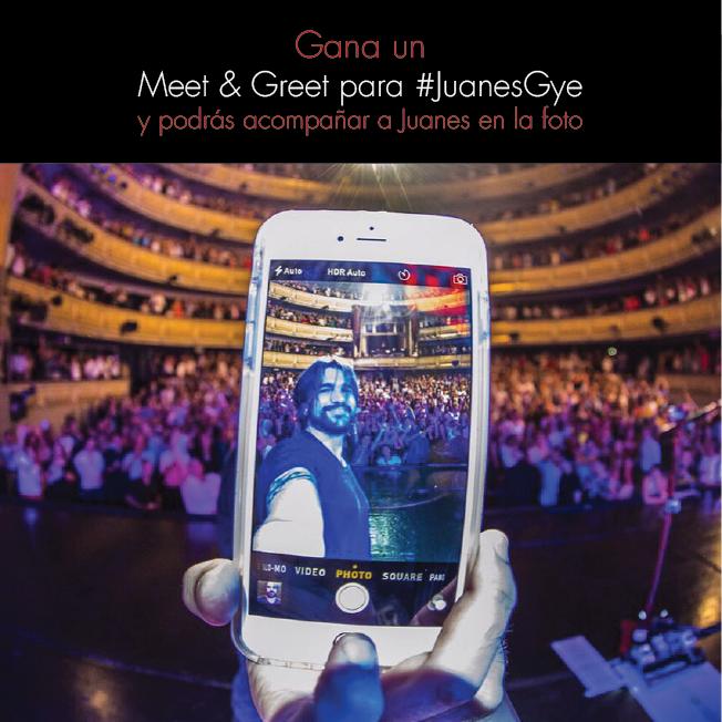 Se viene el #DesafíoJuanes. Síguenos y ten a la mano una factura a tu nombre. Podrás ganar un Meet & Greet con Juanes http://t.co/KLYbcT8bqG